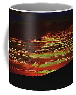Summer Sunset Rain Coffee Mug