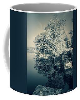 Summer Time Blues Coffee Mug