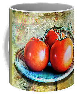 Summer Tomatoes Coffee Mug