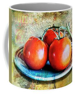 Summer Tomatoes Coffee Mug
