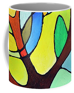 Summer Tree Coffee Mug