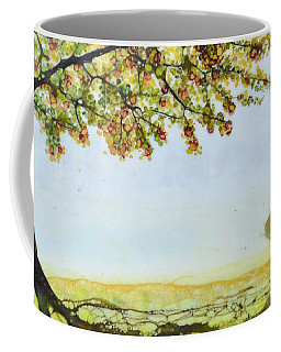 Summer Trees Coffee Mug