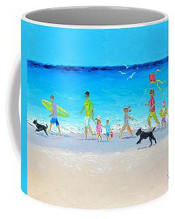Summer Vacation Time Coffee Mug