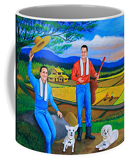 Summer View Coffee Mug