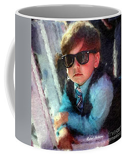 Coffee Mug featuring the digital art Summer Wedding by Rafael Salazar