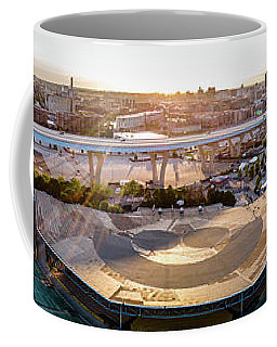 Summerfest Sunset Coffee Mug