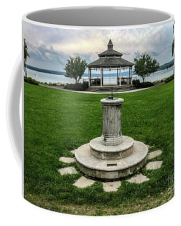 Coffee Mug featuring the photograph Summer's Break by William Norton