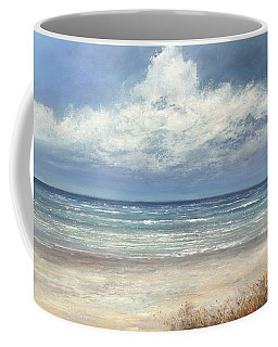 Summer's Day Coffee Mug by Valerie Travers