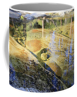 Coffee Mug featuring the photograph Summers Depth by Sean Sarsfield