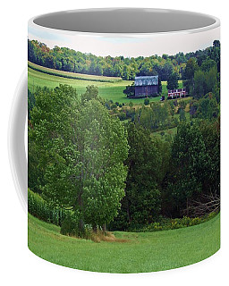 Summer's Last Hurrah Coffee Mug