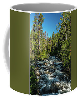 Coffee Mug featuring the photograph Summertime by Yeates Photography
