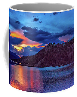 Summerwood At Summit Cove Sunset Coffee Mug