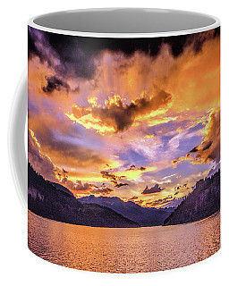 Summit Cove Sunset At Summerwood Coffee Mug
