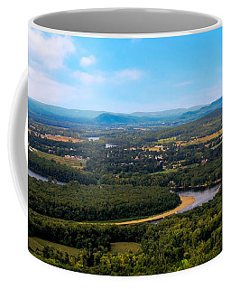 Summit House View Coffee Mug