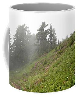 Summit Shroud Coffee Mug