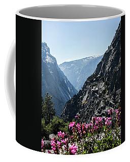 Summits Coffee Mug by Ryan Weddle