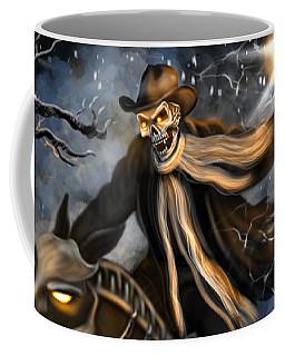 Summoned Skull Fantasy Art Coffee Mug