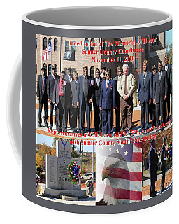 Sumter County Memorial Of Honor Coffee Mug