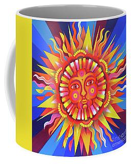 Sun, 2017 Coffee Mug