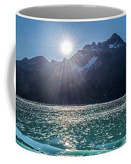 Sunshine And Ice Coffee Mug