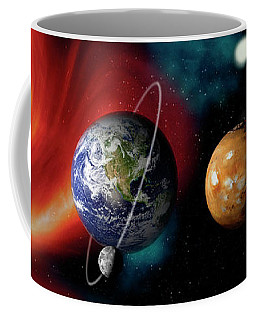 Planets Coffee Mugs