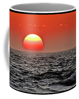 Sun And Sea Gull Ver2 Coffee Mug
