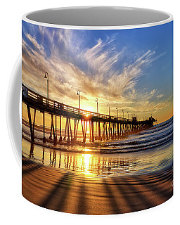 Sun And Shadows Coffee Mug