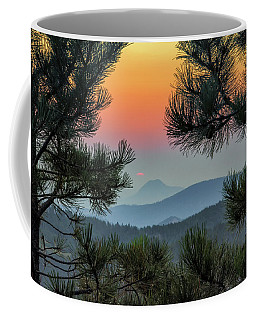 Sun Appears Coffee Mug