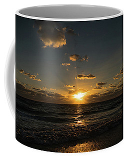Sun Beam Sunrise Delray Beach Florida Coffee Mug