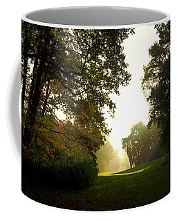 Sun Beams In The Distance Coffee Mug