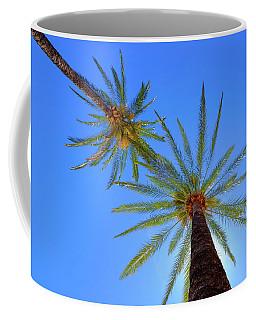Sun Bed View Coffee Mug
