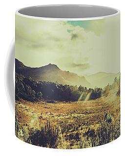 Sun Bleached Australia Coffee Mug