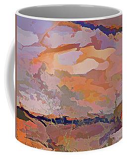 Sun Breaks Through Coffee Mug