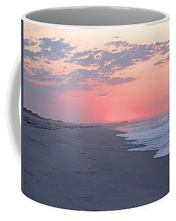 Coffee Mug featuring the photograph Sun Brightened Clouds by  Newwwman