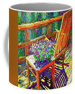 Sun Dance On Deck Coffee Mug