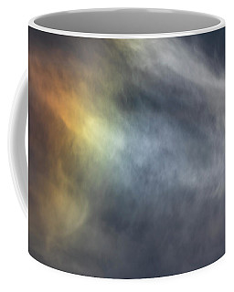 Coffee Mug featuring the photograph Sun Dog 2017 by Thomas Young