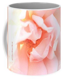 Sun-drenched Rose Coffee Mug