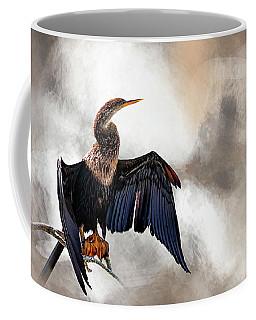 Sun-dried Coffee Mug by Cyndy Doty