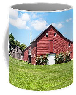 Sun Flower Barn Coffee Mug