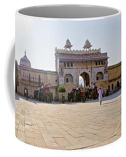Sun Gate - Suraj Pole Coffee Mug
