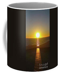 Sun Gazing Coffee Mug