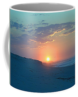 Coffee Mug featuring the photograph Sun Glare by  Newwwman