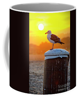 Sun Gull Coffee Mug