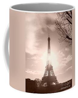 Sun In Paris Coffee Mug