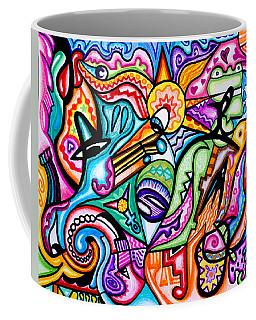 Sun Kiss Coffee Mug