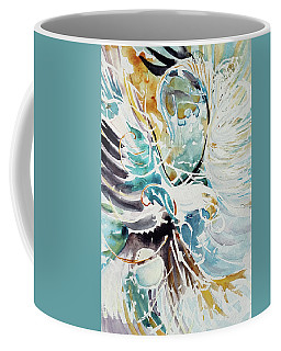 Sun Moon Water Sky Coffee Mug