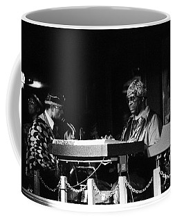 Sun Ra Arkestra At The Red Garter 1970 Nyc 31 Coffee Mug