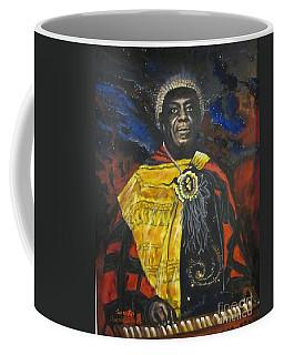 Blaa Kattproduksjoner           Sun-ra - Jazz Artist Coffee Mug
