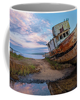 Sun Rise Over Point Reyes Coffee Mug by Jonathan Nguyen