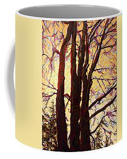 Sun-shielding Gallantrees Coffee Mug